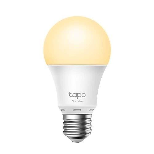 TP-Link -Bombilla LED Inteligente, Bombilla WiFi sin necesidad de Hub,...