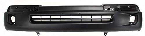 Front Bumper Cover Compatible with Toyota Tacoma 1998-2000 Primed 4WD/2WD (Pre Runner Model)