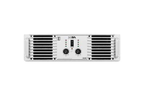 British Acoustics TK 9000 2 Channel, Audio Power Amplifier for Touring