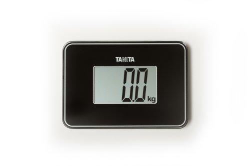 Tanita - HD-386 BK - Micro Balance de Voyage - Noir