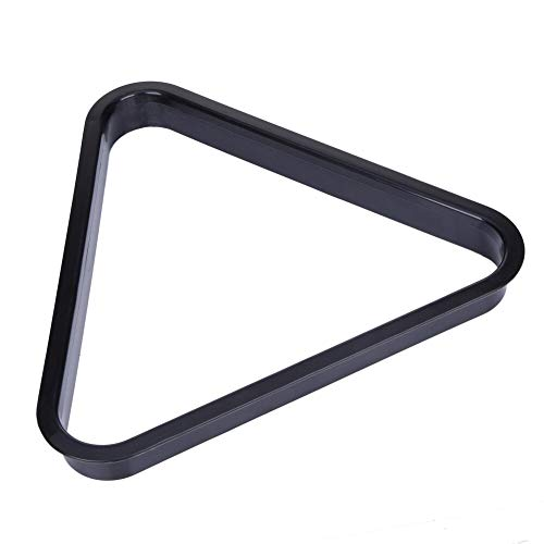 KBA Snooker Pool Table Plastic Triangle