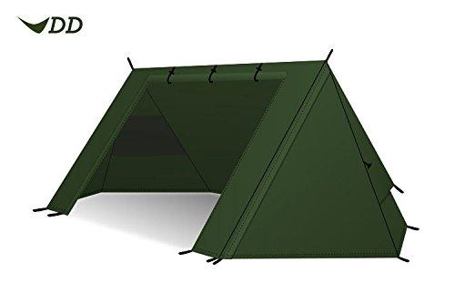 DD SuperLight A-Frame Tent Aフレーム テント パップテント 軍幕