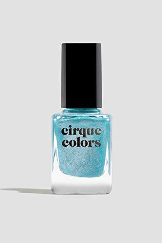 Cirque Colors Mind Over Matter - Sky Blue Magnetic Nail Polish - 0.37 Fl Oz (11 mL) - Vegan & Cruelty-Free