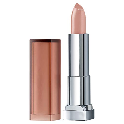 Maybelline New York Color Sensational Inti-Matte Nudes Lipstick, Purely Nude, 0.15 Ounce (Pack of 1)