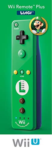 Remote Plus, Luigi - Nintendo Wii (Renewed)