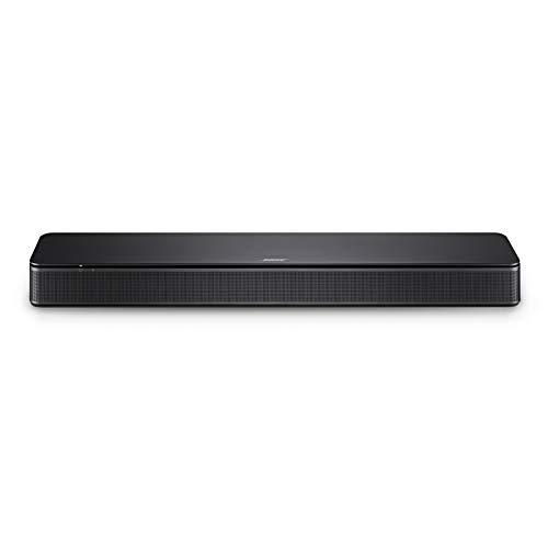Bose TV Speaker - Barre de Son Compacte avec Connexion Bluetooth