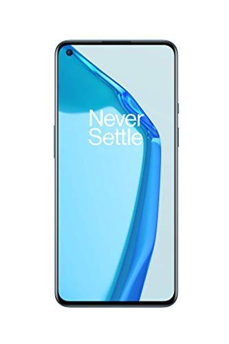 Smartphone OnePlus 9 5G con cámara Hasselblad para móvil - Arctic Sky 8GB de RAM + 128GB - 2 años de garantía - sin SIM