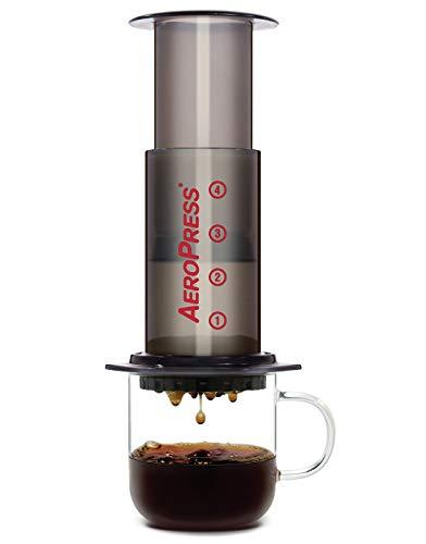 AeroPress Coffee and Espresso Maker - Quickly Makes Delicious...