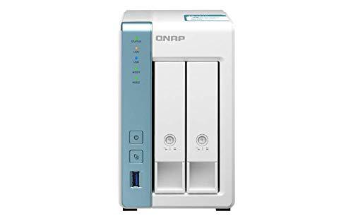 QNAP TS-231K Nas y servidor de almacenamiento Conexión Ethernet LAN Tower Blanco TS-231K, Nas, Tower, Annapurna Labs, Blanco