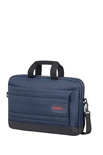 American Tourister Sonicsurfer - Laptop Briefcase 15.6' Briefcase, 44 cm, 15 liters, Blue (Midnight Navy)