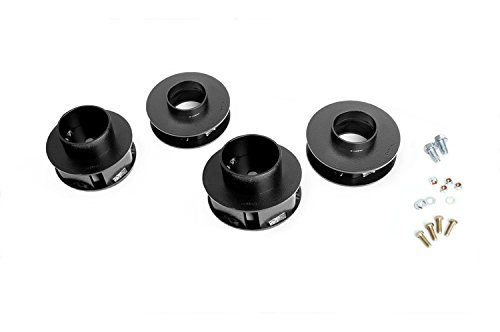 Rough Country 2' Lift Kit (fits) 1999-2004 Jeep Grand Cherokee WJ 4WD | Suspension System | 695