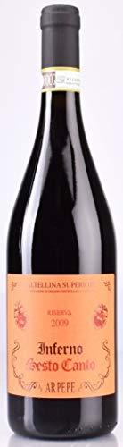 Valtellina Superiore Inferno D.O.C.G. Inferno Riserva Sesto Canto 2009 Ar.Pe.Pe Rosso Lombardia 13,5%