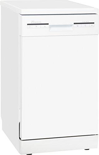 Exquisit GSP 9109.1 Spülmaschine, weiß