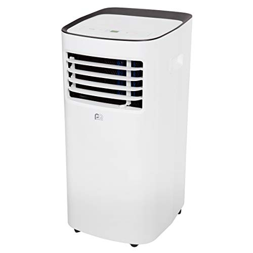 Perfect Aire PORT10000A 10,000 BTU Compact Portable Air Conditioner, 450 Sq. Ft. Coverage