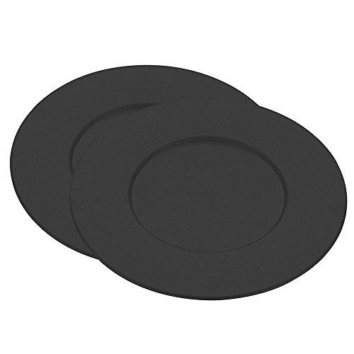Sousplat 2 Peças Em Alumínio Antiaderente Celebrare Preto 27899008