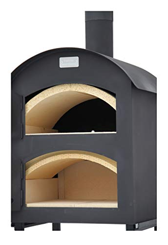 Ramster - Set risparmio forno a legna per pizza e pane inclusi accessori