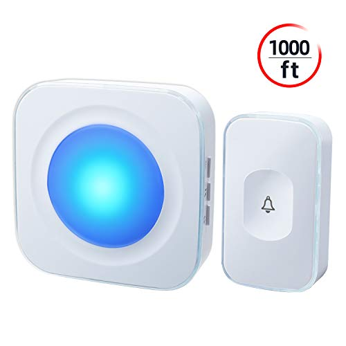 310I9T9ruKL - Hearing Impaired Doorbell : Best Doorbells For Deaf