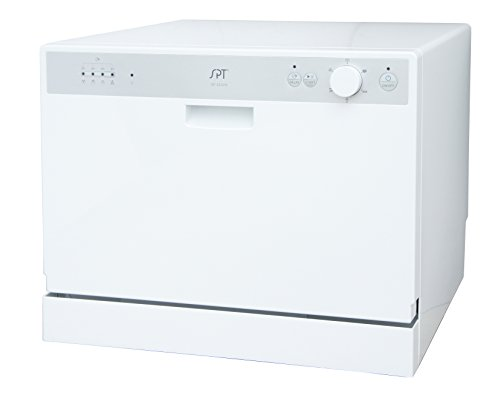 SPT SD-2202W Countertop Dishwasher Review
