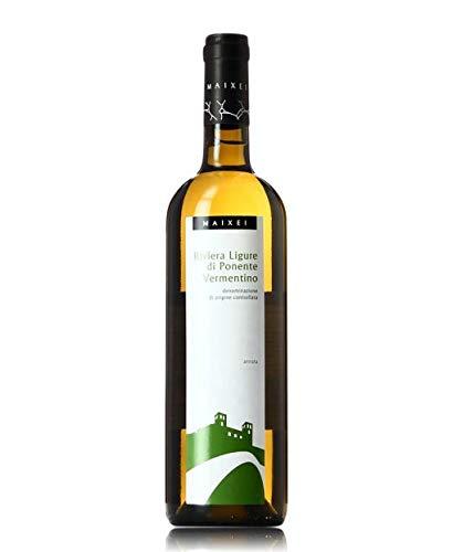 Riviera Ligure di Ponente Vermentino Doc 2019  Maixei - Cassa da 3 bottiglie