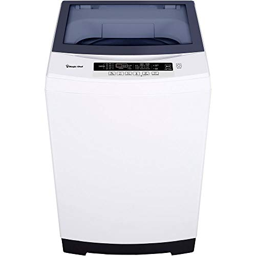 Magic Chef 3-Cu. Ft. Compact Top-Load Washer in White