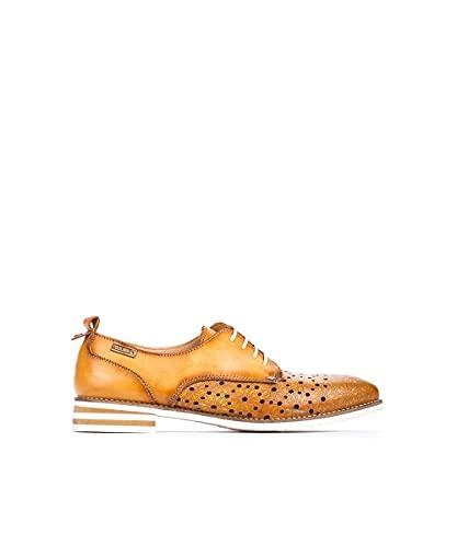 PIKOLINOS Zapato Tacón de Piel Royal W3S