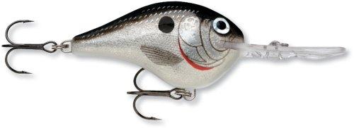 Rapala DT06 S, Esche Artificiali da Pesca Unisex-Adult, Multicolore, Taglia unica