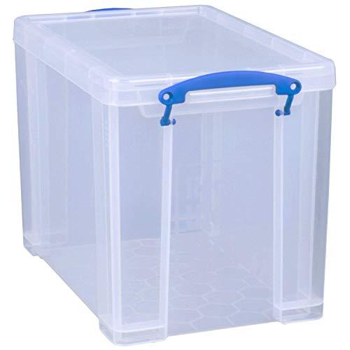 Really Useful Box 3 Stück 19 Liter - 39,5 x 25,5 x 29 cm - transparent