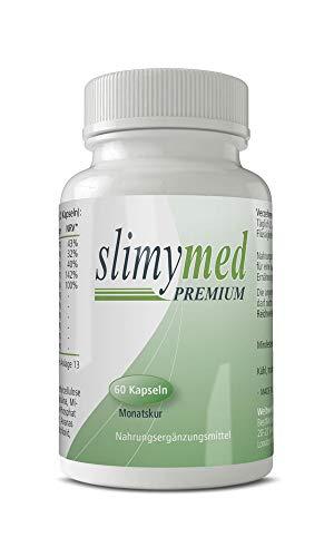 SLIMYMED eficaces cápsulas para adelgazar rápidamente | su