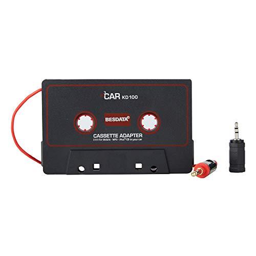Autoradio Cassetta Adattatore, OSAN Auto Cassette Adattatori Autoradio Stereo Cassetta Adattatore...