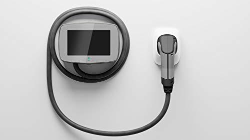 Wallbox Commander 2 Cargador para Coches eléctricos, Tipo 1, Potencia máxima 7,4 kW