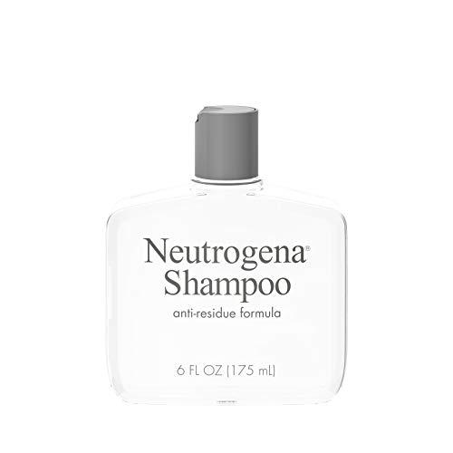 Neutrogena Anti-Residue Clarifying Shampoo, Gentle...
