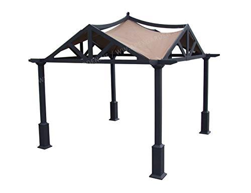 Garden Winds LCM525BREV-UGF-RS Garden Treasures Replacement Canopy