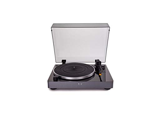 ELAC Plattenspieler Miracord 50 schwarz