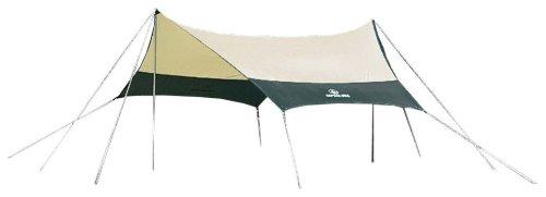 キャプテンスタッグ(CAPTAIN STAG) キャンプ用品 テント タープ サンシェード プレーナヘキサ タープ セッ...
