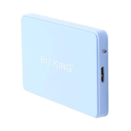Altro Unbranded leggero mobile hard disk capacità di archiviazione elevata per hard disk esterni 60 GB