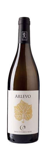 Confezione da 6 Bottiglie Vino Bianco Arlevo Chardonnay Sorni bianco IGT Azienda Agricola Eredi di Cobelli Aldo -cz