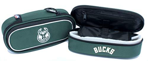 Astuccio Ovale Bucks NBA