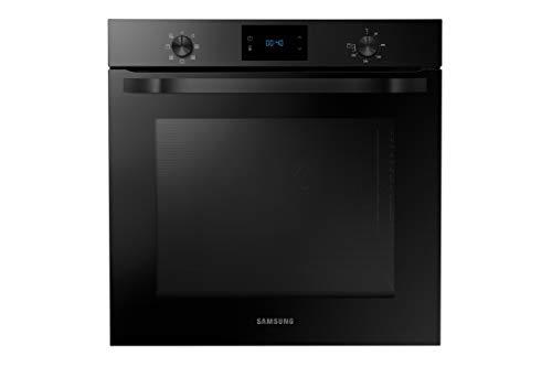 Samsung NV75J3140BB Forno Elettrico da Incasso Ventilato, Extra Capacit 75 L, Classe A, Nero