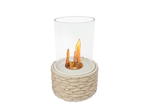 Tabletop bio-Ethanol Fireplace ARCTOS Purline