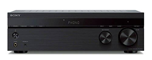 Sony STRDH190 2-ch Home Stereo Receiver with Phono Inputs & Bluetooth