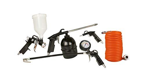 Jeu d'outils à air comprimé 5pcs