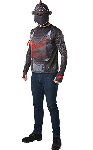 Rubie' s Costume ufficiale Fortnite Black Knight kit, gioco della pelle