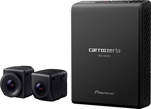 パイオニア 前後2カメラ ドライブレコーダー カロッツェリア VREC-DS800DC 高画質 前後200万画素 フルHD 駐...