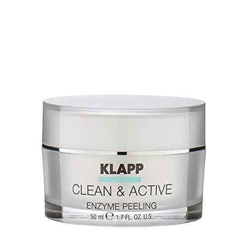Exfolianteenzimático –Clean & Active–Enzyme Peeling–50ml