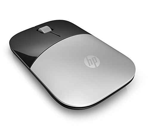 HP - PC Z3700 Mouse Wireless, Sensore Preciso, Tecnologia LED Blue, 1200 DPI, 3 Pulsanti, Rotella...