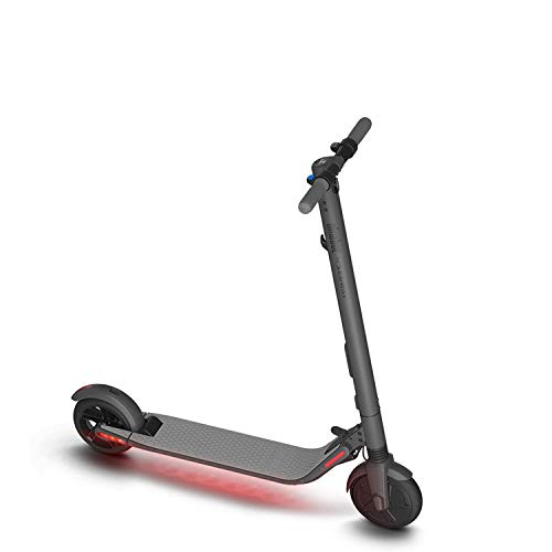 Segway Ninebot KickScooter ES2 Pro Electric Kick Scooter for Adults & Kids - Mobility Folding e-Scooter Upgraded Motor Power (Dark Grey)