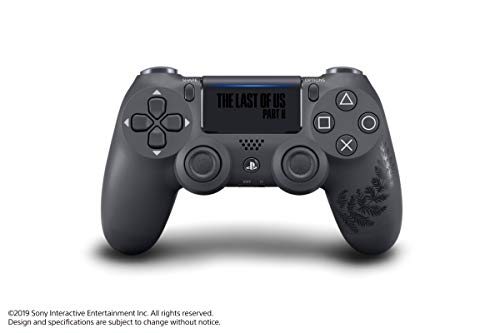 Sony - Dualshock 4, Edición Limitada The Last of Us Parte II (PS4)