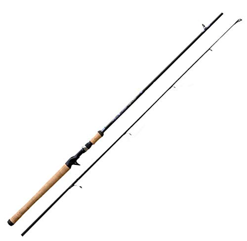 NOMURA Canna da Pesca Casting Haru Baitcasting 2.40 m 15-40 g per Predatori con Attacco per Mulinello Rotante da Casting