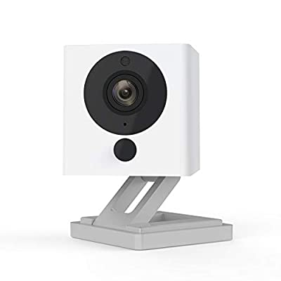 Live Stream from Anywhere in 1080p -1080p Full HD live streaming lets you see inside your home from anywhere in real time using your mobile device. While live streaming, use two-way audio to speak with your friends and family through the Wyze app. Mo...