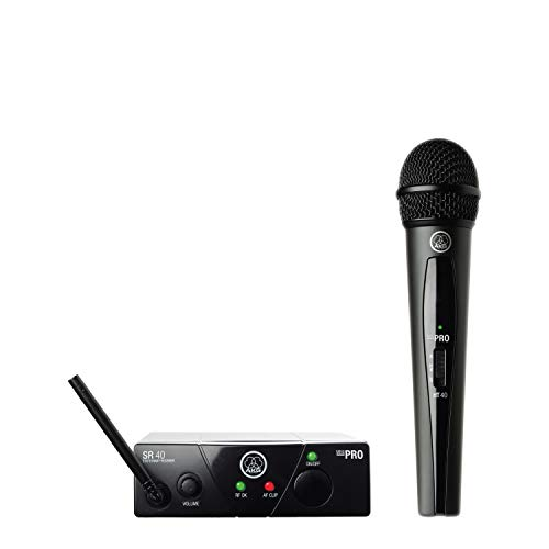 AKG WMS40 Mini Single Vocal Set - Wireless microphone system